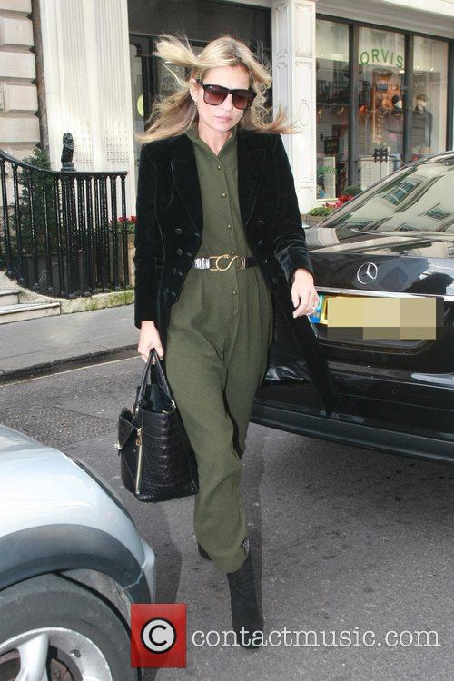 Kate Moss and London 12