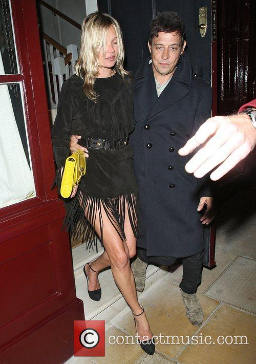 Kate Moss, No, Shepherds Market and Jamie Hince 1