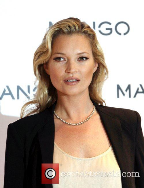 Kate Moss for Mango - photocall held at...