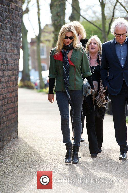 kate moss out and about in highgate 5823654
