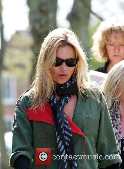 kate moss out and about in highgate 5823655