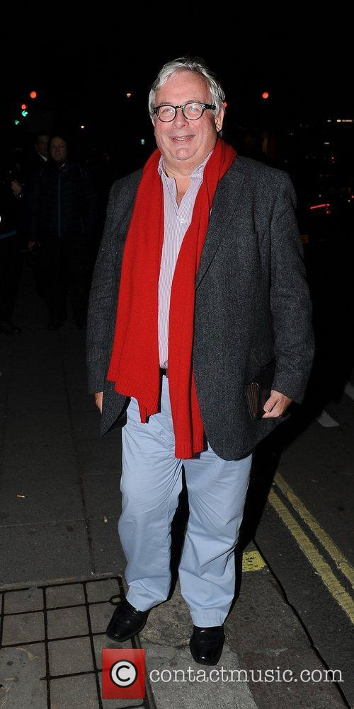 Christopher Biggins at the after party celebrating the...