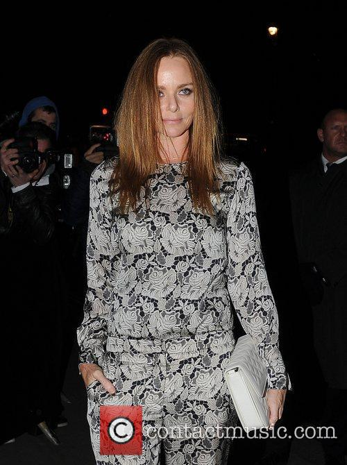 Stella McCartney at the after party celebrating the...
