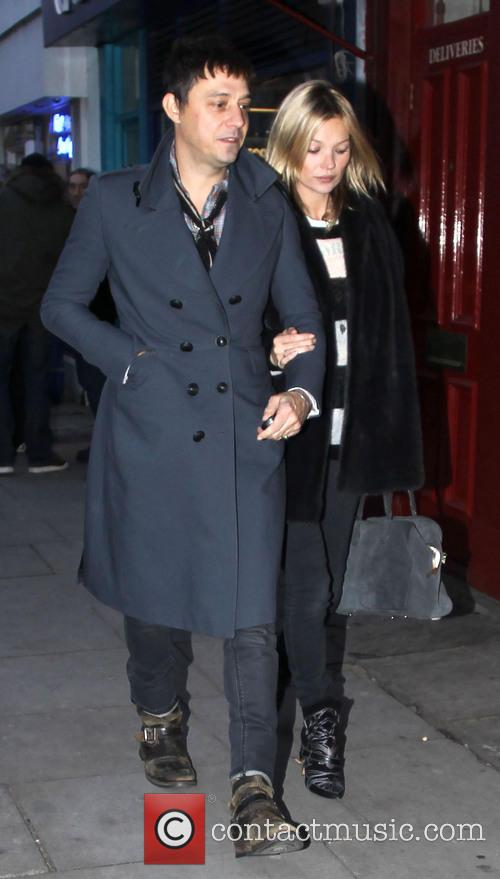 Kate Moss, Jamie Hince and Notting Hill. On 8
