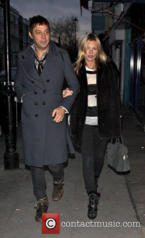 Kate Moss, Jamie Hince and Notting Hill. On 3