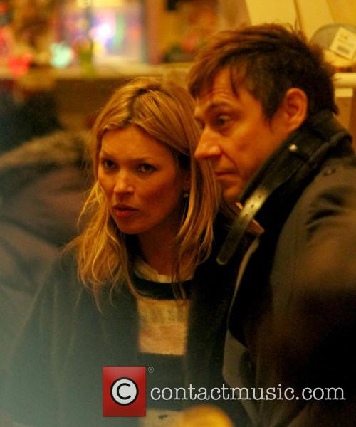 Kate Moss, Jamie Hince and Notting Hill. On 4
