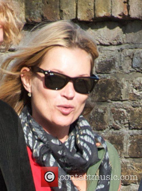 kate moss out and about in highgate 5823687