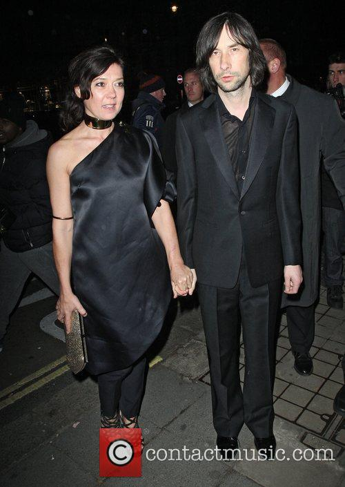 Katy England and Bobby Gillespie 2