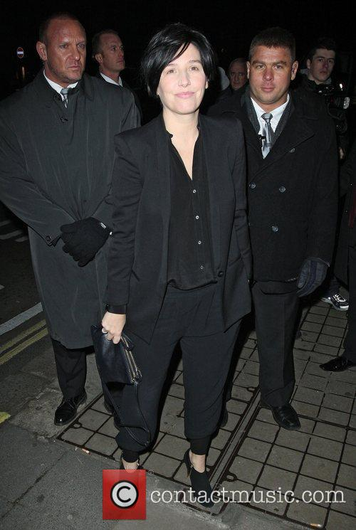 Sharleen Spiteri ,  at the after party...