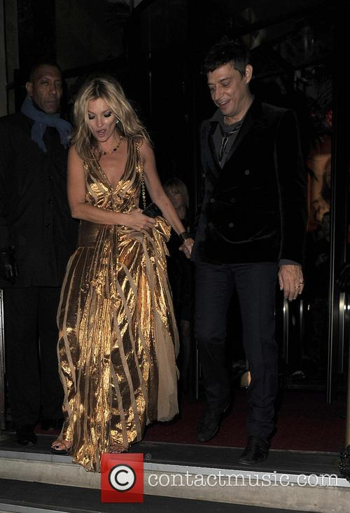 Party for Kate Moss'  new book 'The...