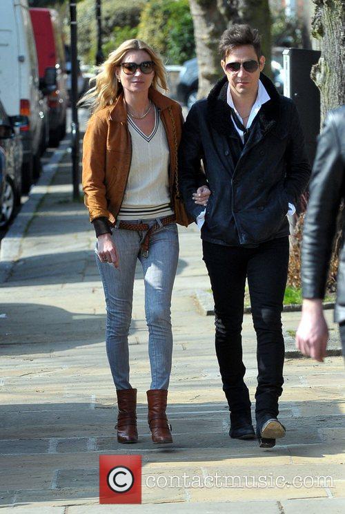 Kate Moss and Jamie Hince 5
