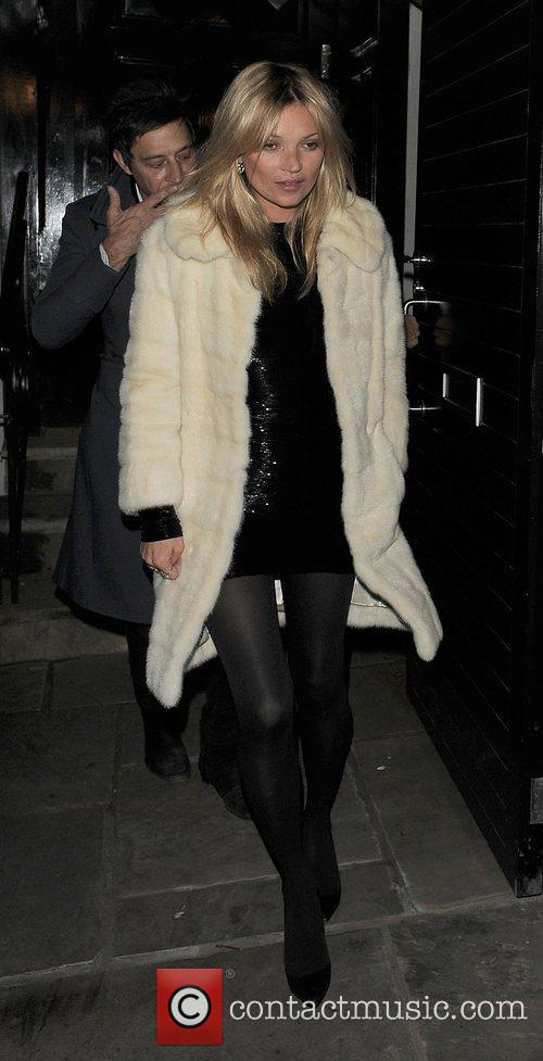 Kate Moss celebrates her 38th birthday at China...