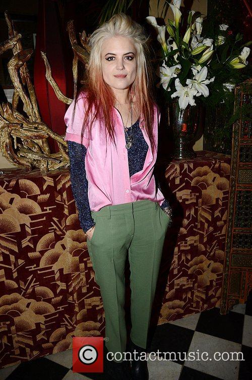 Alison Mosshart   Marc Jacobs hosted the...