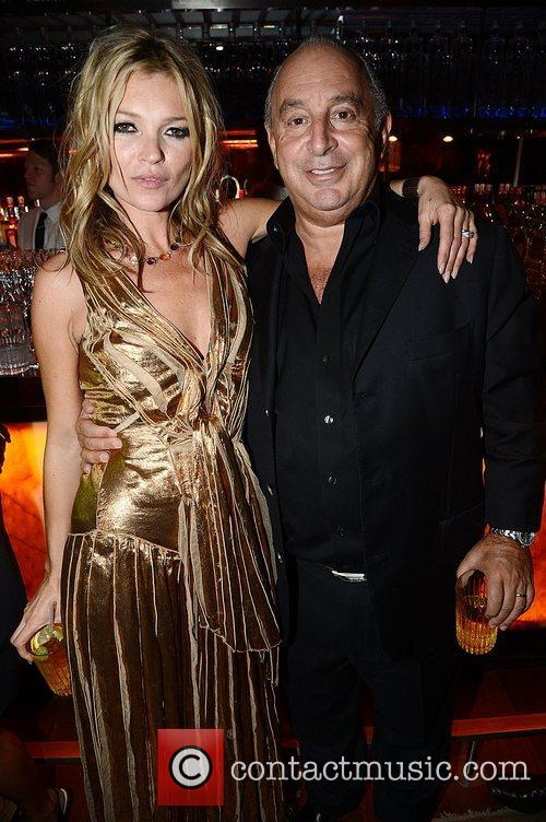 Kate Moss and Philip Green 4