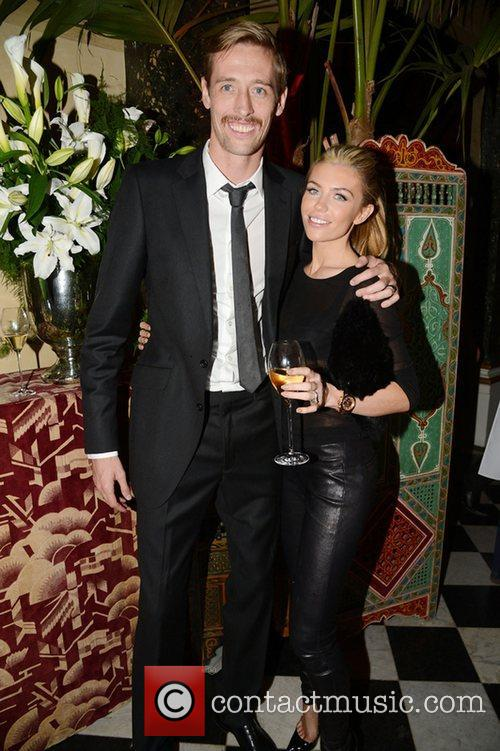 Peter Crouch and Abbie Clancy 10