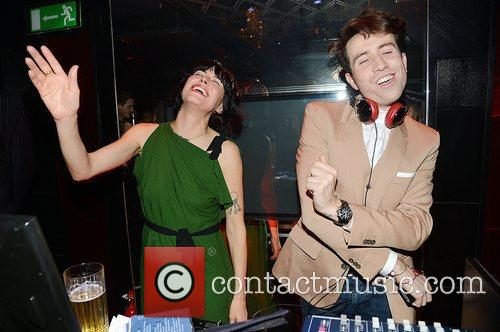 Tabitha Denholm and Nick Grimshaw 7