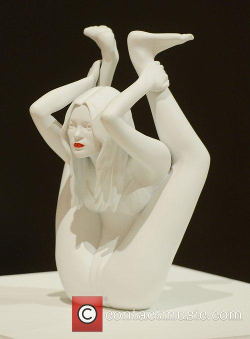 Marc Quinn's, Kate Moss, Bonhams, Contemporary Art and Design 8