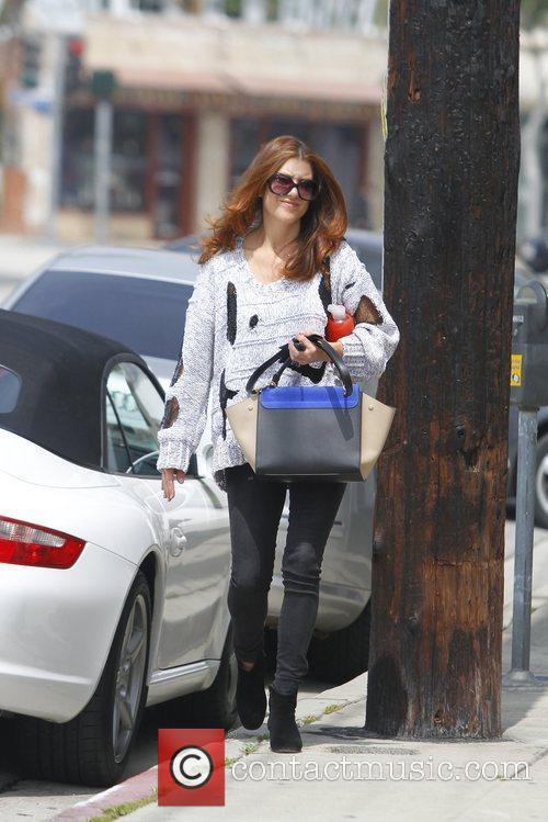 Kate Walsh heading to the LeConte Salon in...