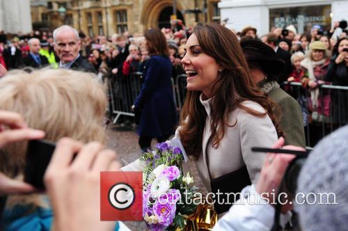 Prince William, Duke, Cambridge, Catherine, Duchess and Peterborough City Hospital. It 1