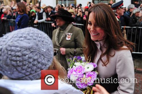 Prince William, Duke, Cambridge, Catherine, Duchess and Peterborough City Hospital. It 6
