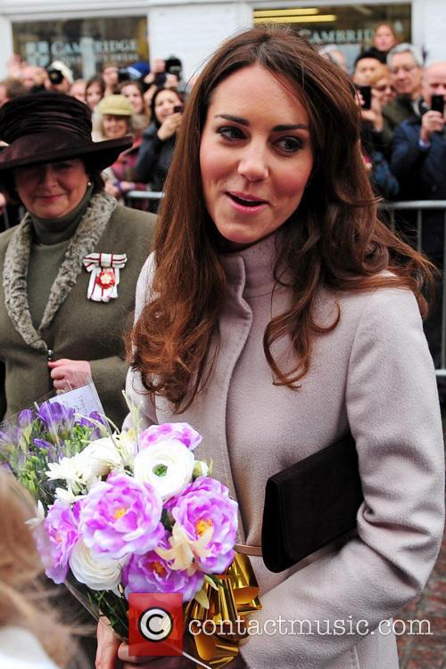 Prince William, Duke, Cambridge, Catherine, Duchess and Peterborough City Hospital. It 5