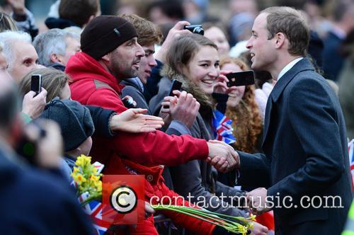 Prince William, Duke, Cambridge, Catherine, Duchess and Peterborough City Hospital. It 3
