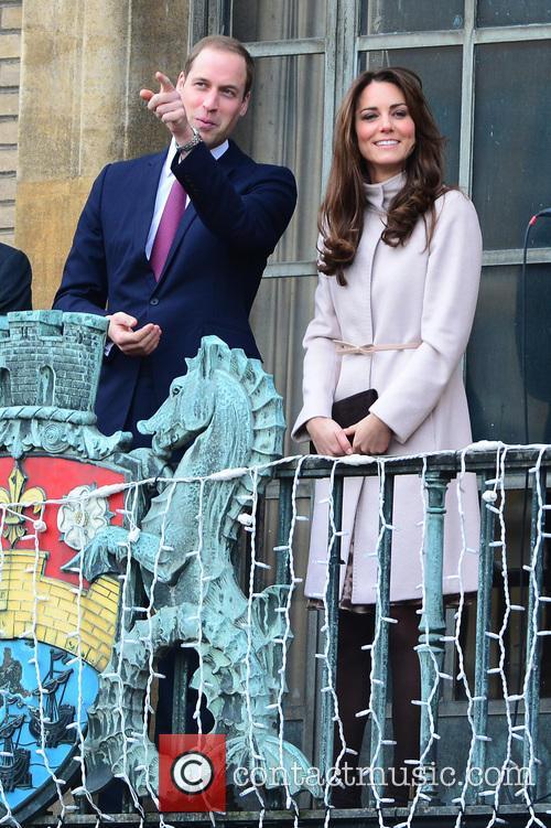 Prince William, Duke, Cambridge, Catherine, Duchess and Peterborough City Hospital. It 7