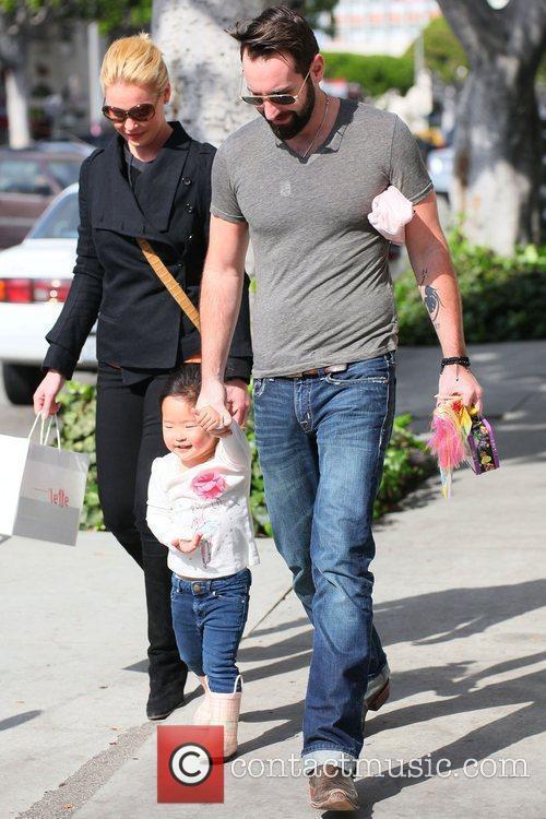 Katherine Heigl and Josh Kelley 7