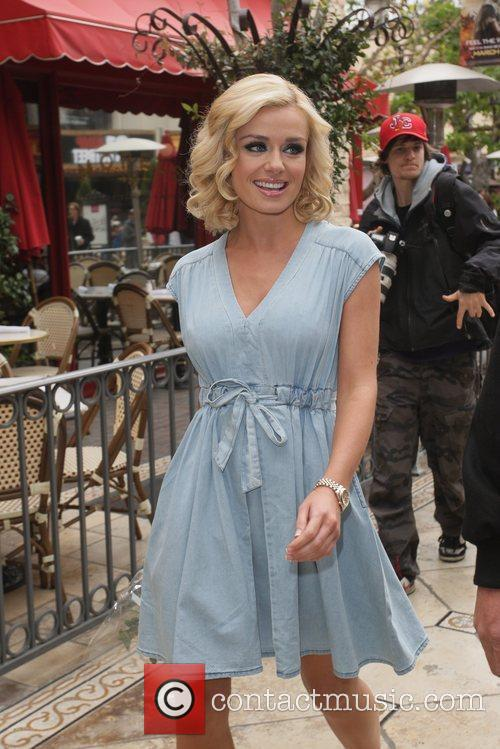 Dancing With The Stars and Katherine Jenkins 7