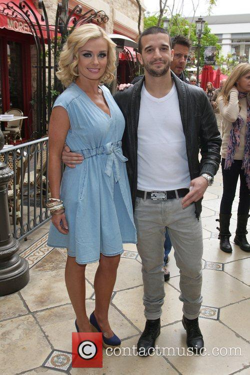 Dancing With The Stars, Katherine Jenkins, Mark Ballas