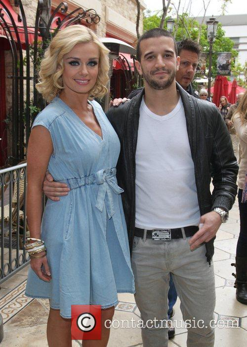 Dancing With The Stars, Katherine Jenkins and Mark Ballas 3