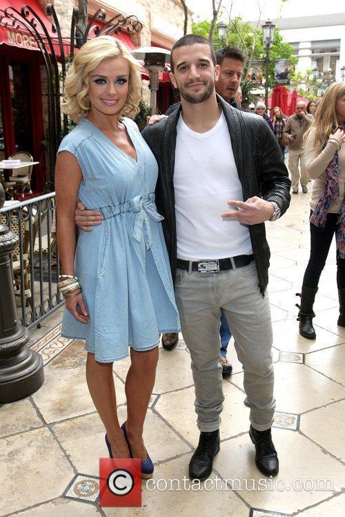 Dancing With The Stars, Katherine Jenkins and Mark Ballas 4