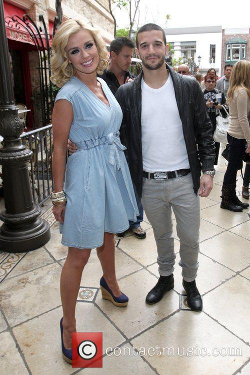 Dancing With The Stars, Katherine Jenkins and Mark Ballas 6