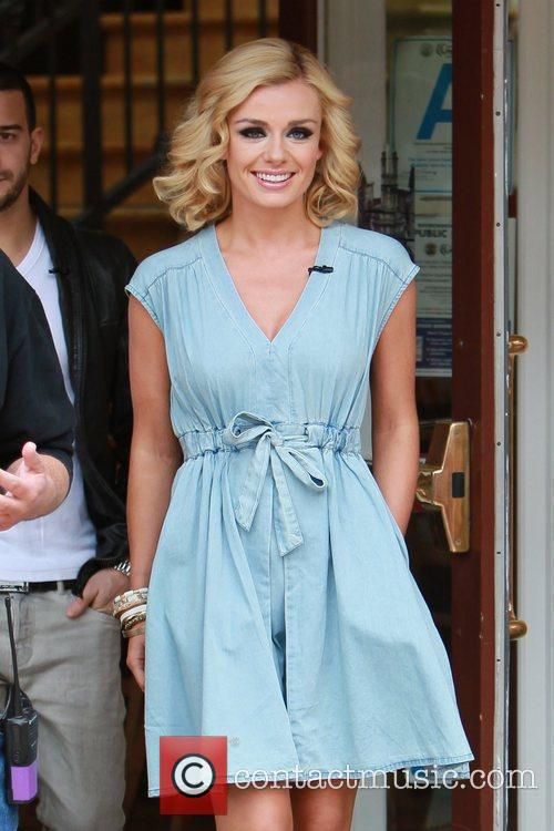 Dancing With The Stars and Katherine Jenkins 12