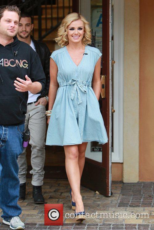 Dancing With The Stars and Katherine Jenkins 13