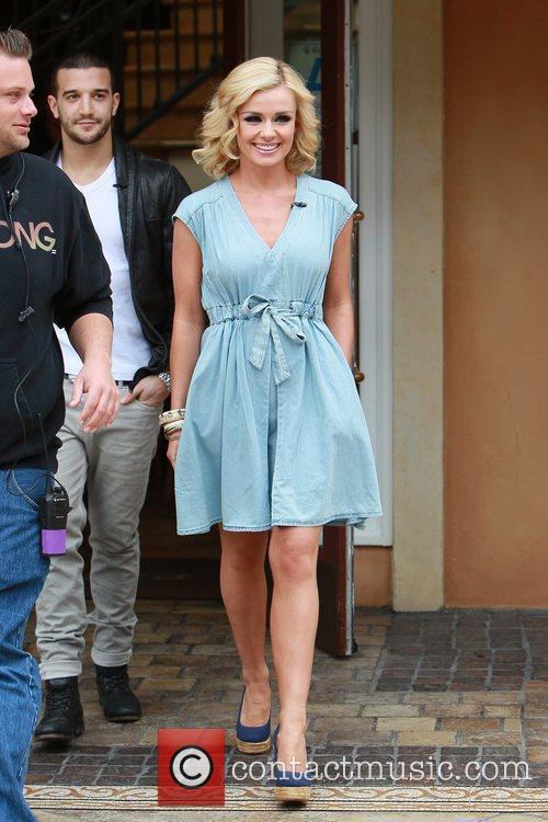 Dancing With The Stars and Katherine Jenkins 14