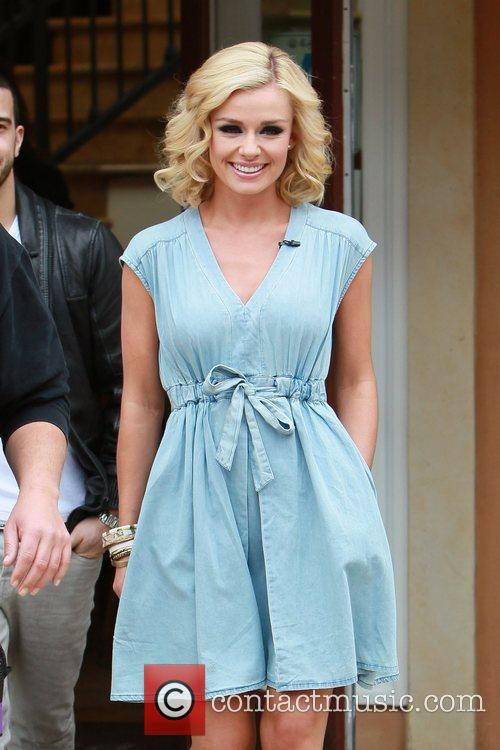 Dancing With The Stars and Katherine Jenkins 15