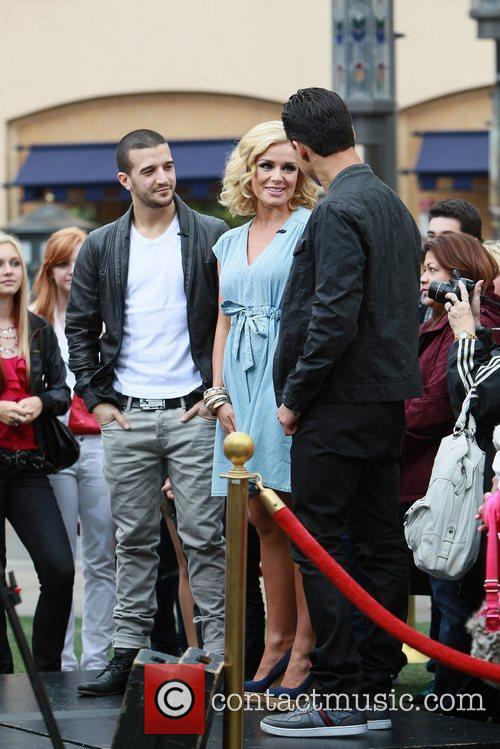 Dancing With The Stars, Katherine Jenkins and Mark Ballas 8