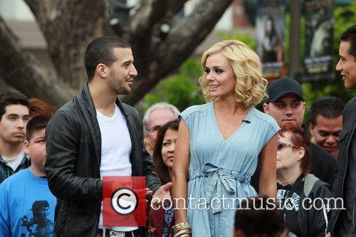 Dancing With The Stars, Katherine Jenkins and Mark Ballas 10