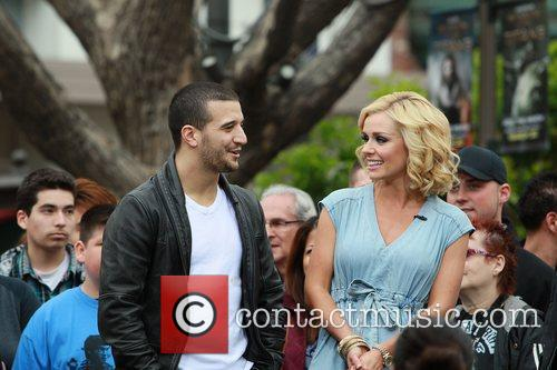 Dancing With The Stars, Katherine Jenkins and Mark Ballas 11
