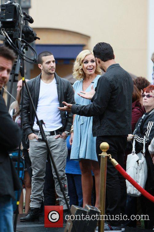 Dancing With The Stars, Katherine Jenkins and Mark Ballas 12