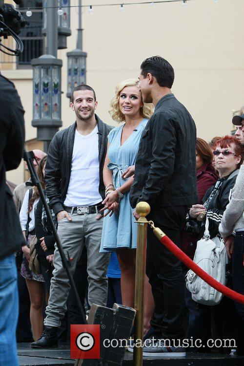 Dancing With The Stars, Katherine Jenkins and Mark Ballas 13
