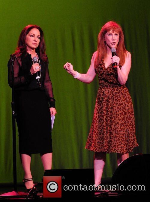 Gloria Estefan and Kathy Griffin 5