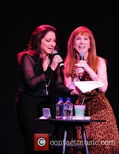 Gloria Estefan and Kathy Griffin 7
