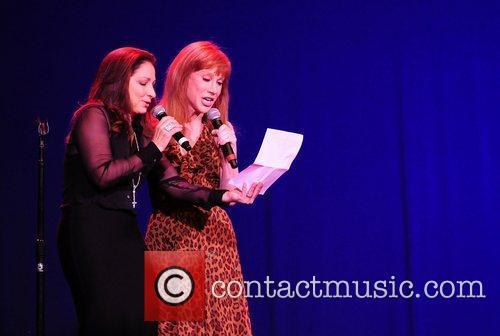 Gloria Estefan and Kathy Griffin 8