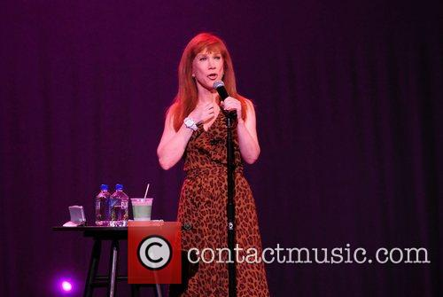 Kathy Griffin performs at Hard Rock Live! in...