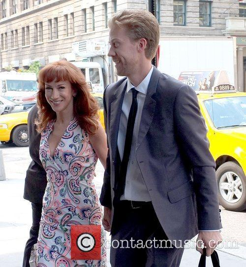 Kathy Griffin and Manhattan Hotel 9