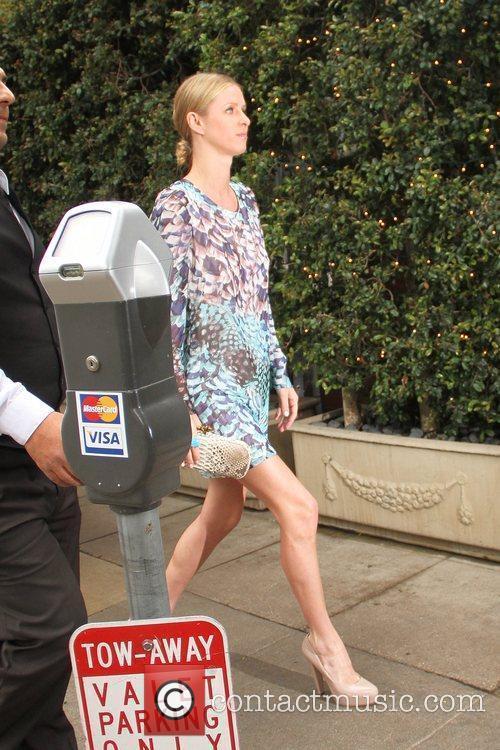 Nicky Hilton  Celebrities arrive at the Birthday...