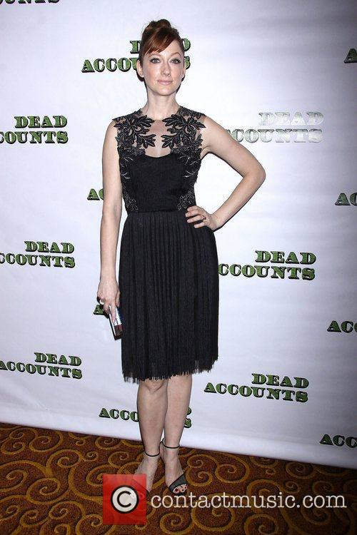 Judy Greer, Dead Accounts, Gotham Hall. New York and City 1