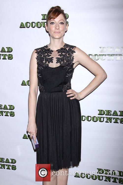 Judy Greer, Dead Accounts, Gotham Hall. New York and City 2